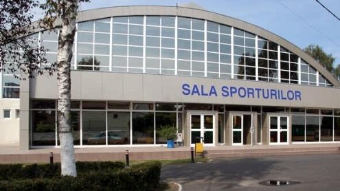 sala sporturilor targu jiu