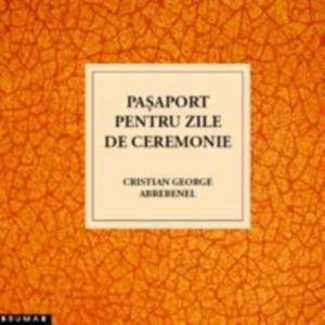 pasaport pentru zile de ceremonie