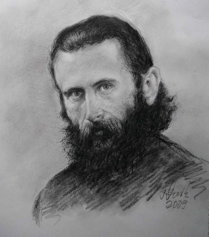 portret arsenie boca